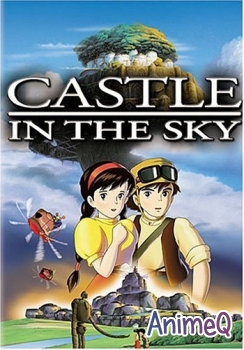 Небесный замок Лапута | Laputa: Castle in the Sky (RUS)