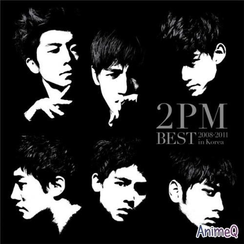 2PM – 2PM BEST ~2008-2011 in Korea~