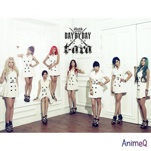 [Mini Album] T-ara – Day By Day