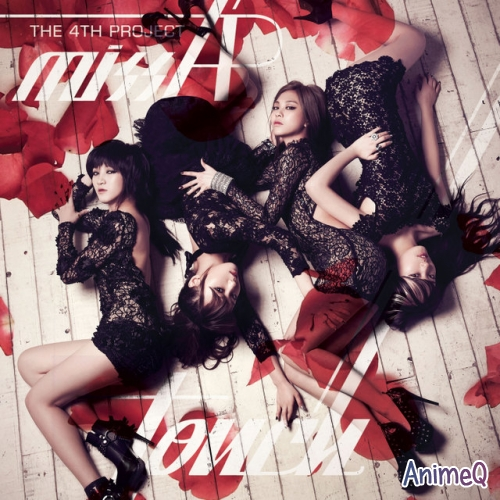 [Mini Album] miss A – Touch [Chinese Version]
