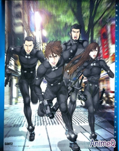 Ганц [TV] / Gantz (RUS)