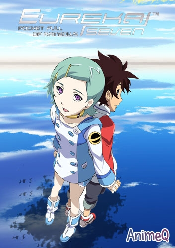 Эврика 7 (Фильм) / Eureka Seven: Pocket Full of Rainbows (RUS)