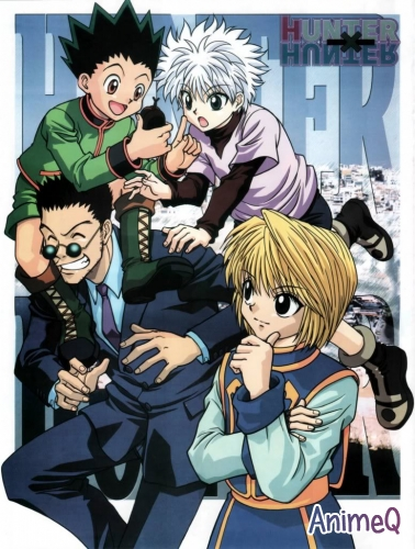 Охотник х Охотник [TV-1] / Hunter x Hunter (RUS)