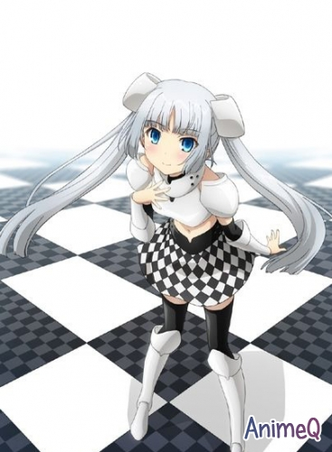 Мисс Монохром [TV] / Miss Monochrome (RUS)