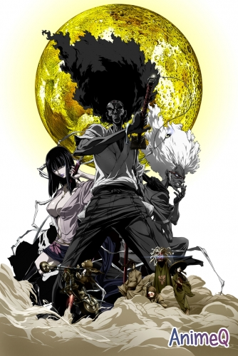 Афросамурай (Фильм 1-2) / Afro Samurai + Resurrection (RUS)